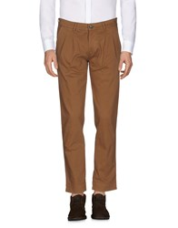 Basicon Casual Pants Camel