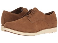 Timberland Lakeville Oxford Medium Brown Suede Women's Lace Up Casual Shoes