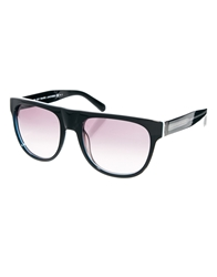 Marc By Marc Jacobs Flat Brow Sunglasses Black