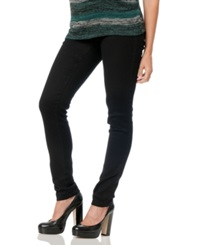 Motherhood Maternity Skinny Maternity Jeans Black Wash