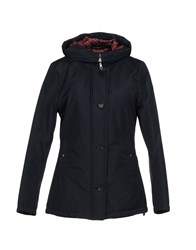 Adhoc Jackets Dark Blue