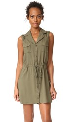 Bb Dakota Jack By Santos Shirtdress Fern Green