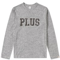 Head Porter Plus Long Sleeve Plus Tee Black