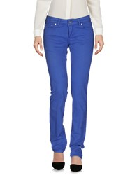 Entre Amis Casual Pants Blue