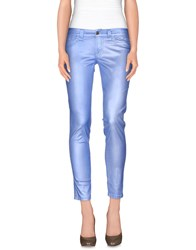 S.O.S By Orza Studio Trousers Casual Trousers Women Pastel Blue