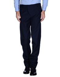 Jil Sander Trousers Casual Trousers Men Dark Blue