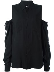 A.F.Vandevorst 'Cult' Blouse Black