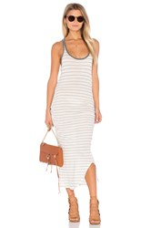Candc California Sophia Tank Dress Beige