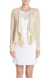 Women's Lilly Pulitzer 'Colony' Drape Front Cardigan