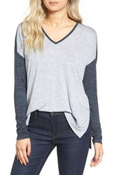 Madewell Women's Anthem Colorblock Tee