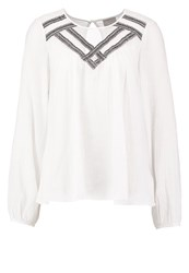Vero Moda Vmtappi Tunic Snow White Black
