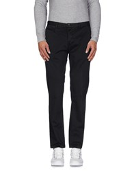 Individual Trousers Casual Trousers Men Black