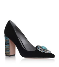Gina Giuliana Pumps Female Black