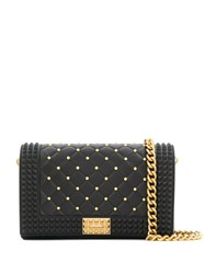 Designinverso Cortina Crossbody Bag Black
