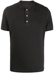 Zadig And Voltaire Short Sleeve Polo Shirt 60