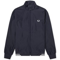 Fred Perry Authentic Twin Tipped Sports Jacket Blue
