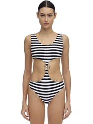 Filles A Papa Ariana One Piece Swimsuit Black