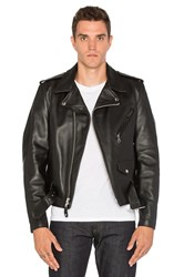Schott One Star Perfecto Moto Jacket Black