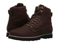 Volcom Smithington 2 Vintage Brown Men's Lace Up Boots
