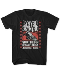 New World Lynyrd Skynyrd T Shirt Black