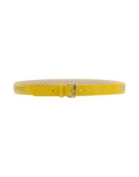 Blugirl Folies Belts Acid Green
