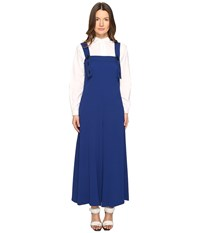 Sportmax Fazio Overall Jumpsuit Cornflower Women's Jumpsuit And Rompers One Piece Blue