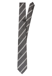Tiger Of Sweden Legrenzi Tie Grey Asphalt