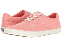 Sperry Wahoo Cvo Sunbleached Pink Men's Lace Up Casual Shoes