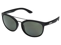 Suncloud Polarized Optics Liberty Matte Black Gray Polycarbonate Lens Sport Sunglasses Blue