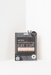 Missguided Oh K Black Sesame Face Mask