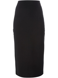 Amen High Waist Pencil Skirt