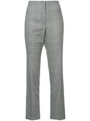 Ralph Lauren Collection Prince Of Wales Check Trousers Black