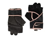 Nike Gym Premium Fitness Gloves Black Anthracite Storm Pink Extreme Cold Weather Gloves