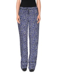 Marni Trousers Casual Trousers Women Blue