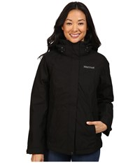 Marmot Regina Jacket Black Women's Coat
