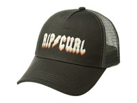 Rip Curl With The Band Trucker Charcoal Caps Gray
