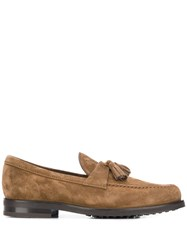 Tod's Tassel Detail Loafers 60