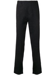 Stephan Schneider Knitted Tailored Trousers Grey