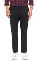 Original Penguin Men's 'P55' Slim Fit Stretch Cotton Chinos True Black