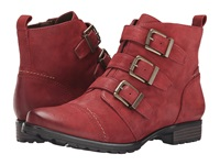 Earth Carlow Red Vintage Leather Women's Boots