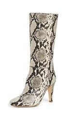 Brother Vellies Palms Boots Python