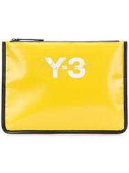 Y 3 Pouch Yellow