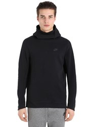 Nike Perforated Cotton Blend Sweatshirt