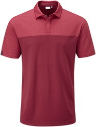 Ping Men's Newman Polo Red