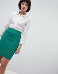 B.Young Tube Skirt Emerald Green