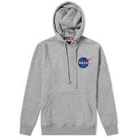 Alpha Industries Space Shuttle Hoody End. Exclusive Grey