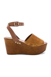 Seychelles Forward Wedge Cognac