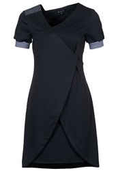 St Martins Stmartins Twin Jersey Dress Black