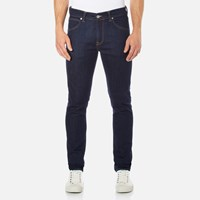 Edwin Men's Ed 85 Slim Tapered Drop Crotch Jeans Rinsed