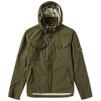 C.P. Company T Mack Arm Lens Field Jacket Green